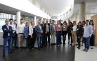 Los miembros del Fórum de Empresa Familiar de AVE visitan la empresa ACTIU