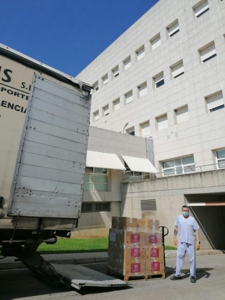Hospital Comarcal de Vinaròs