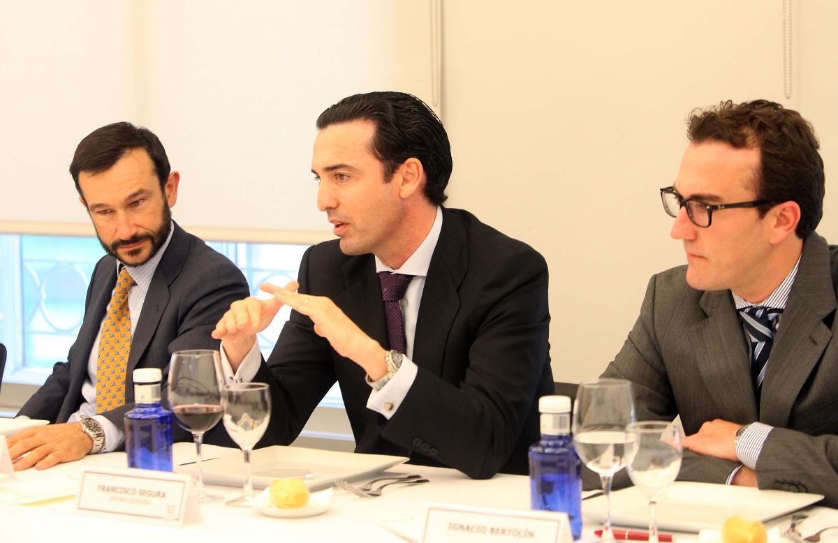 Fórum AVE Francisco Segura