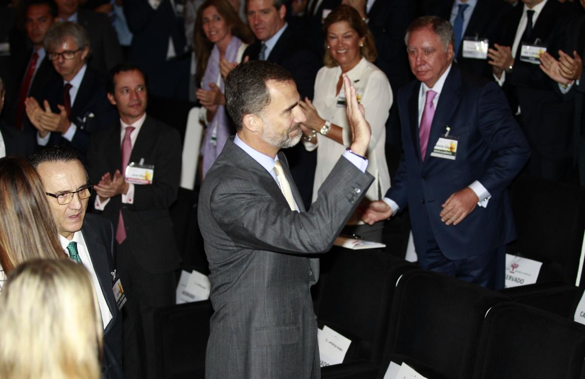 Inauguracion oficial del Congreso