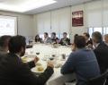 Almuerzo-coloquio del Fórum de AVE con Bankia