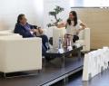 Entrevista a Vicente Boluda en la jornada Escuela Familia Empresaria AEFA