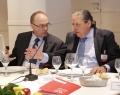 Reunión con el Gobernador del Banco de España, Luis M. Linde
