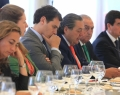 Encuentro de AVE con los candidatos a las elecciones del 24M de Ciudadanos