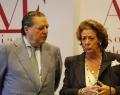 Desayuno de trabajo con Rita Barberá, candidata del PP a la alcaldía de Valencia