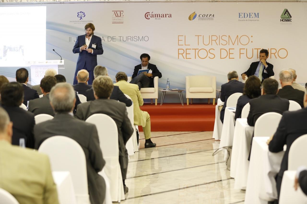 II Jornada de Turismo en Benidorm-Sergio Gómez