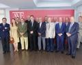 La Junta Directiva de AVE se reúne con Ximo Puig
