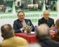 Conferencia de Vicente Boluda en la Asociación Cultural Navarro Reverter de Segorbe