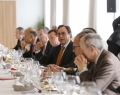 AVE se reúne con Vicent Soler, Conseller de Hacienda