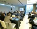 Rueda de prensa de FERRMED Y Pro AVE sobre el estado actual del Corredor Mediterráneo