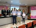 Clausura y entrega de diplomas de la 10ª edición del Curso de Empresa Familiar y Desarrollo Profesional de la CEF-UV