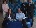 Los patrocinadores de los Premios Rey Jaime I visitan Aquaservice