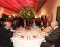 AVE celebra su tradicional Cena de Navidad en Bombas Gens Centre d´Art