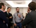 El Fórum de AVE debate con Alexis Casañ, propietario de 8 restaurantes del Grupo Restalia
