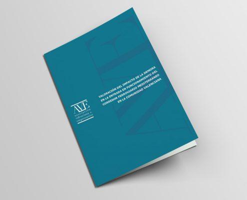 Valoración del impacto de la demora en la entrada del funcionamiento del Corredor Ferroviario Mediterráneo en la C.V.